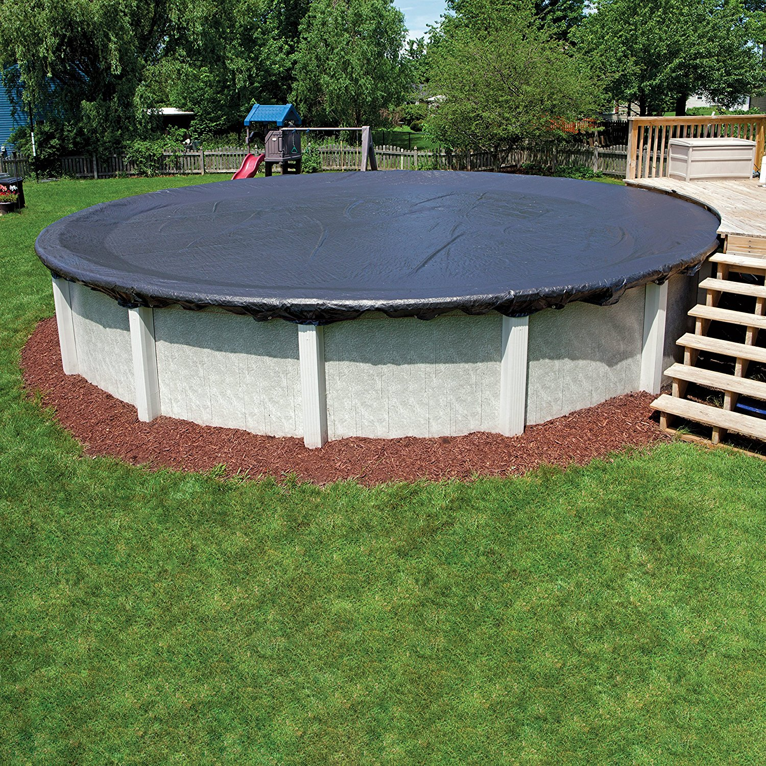 Above ground pool covers - Swimming pools covers above ground ...