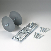 HASP100KIT - Hasp & Hole Cover