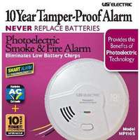 MP116S -   Hardwired Photoelectric Smart Smoke/Fire Alarm