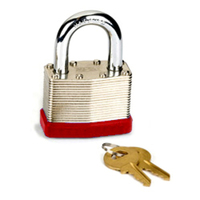 PL50A389 - Padlocks A-389 50mm **Ships from NV Only**