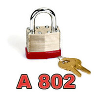 PL40A802 -     Padlocks A802 (40mm)