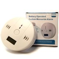 CARBON-MONOXIDE -                Battery Operated Carbon Monoxide Detectors