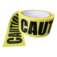 CAUTIONTAPE - Yellow CAUTION Tape - 2in by 55yd
