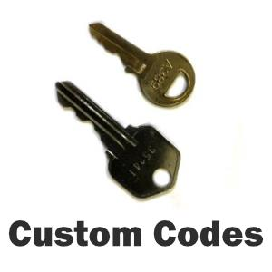 Custom and HUD Replacement Keys
