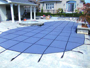 Custom Shape Safety Pool Covers On Sale