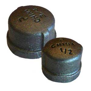 Water and Gas Line Caps