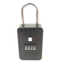 LBHLARGE4N -   Hinged Lock Box 4 Number Combination (Large)