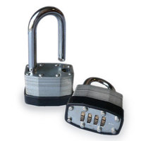 PLC4D45L - Combination Padlock 45mm Long Shackle