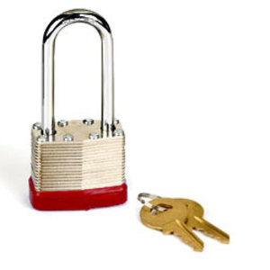Padlocks A-389 40mm Long Shackle