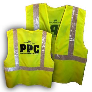 Safety Green PPC Vests