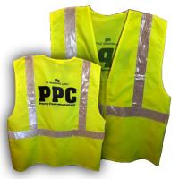 VESTS - Safety Green PPC Vests