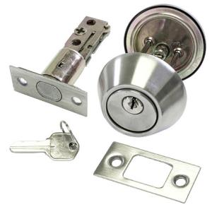 DB100S -       Satin Nickel Dead Bolts