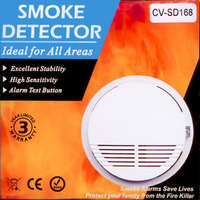 SMOKEDETECTOR -           9 volt Smoke Detector *Temp. Ships from NV Only*