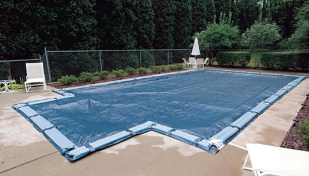 Water Bag Pool Covers